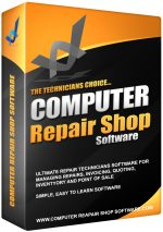 Computer Repair Shop Software